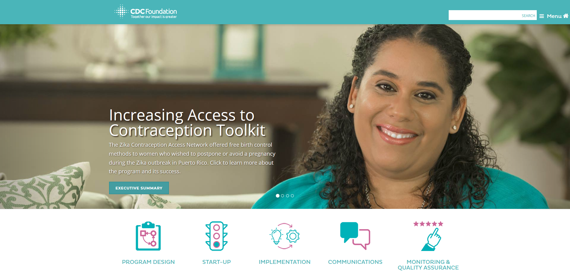 CDC Foundation Toolkit