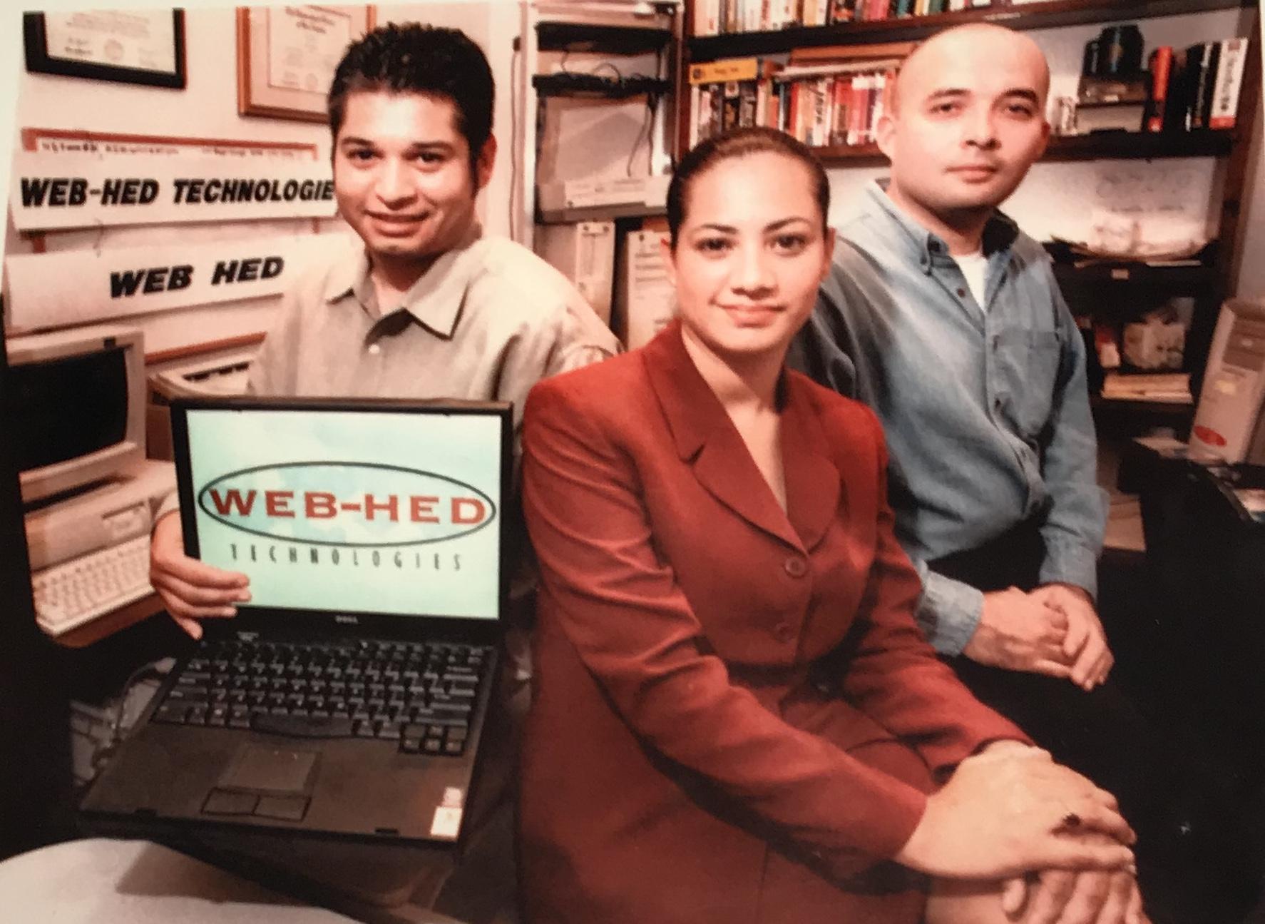 Webhead Founders