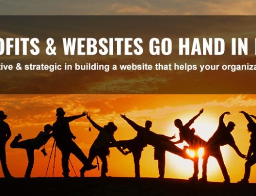 Non-profits & Websites Go Hand In Hand